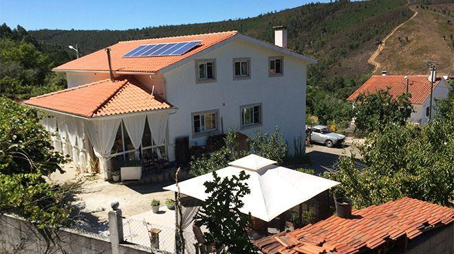 Место: Arganil Фотография: Casa Traca