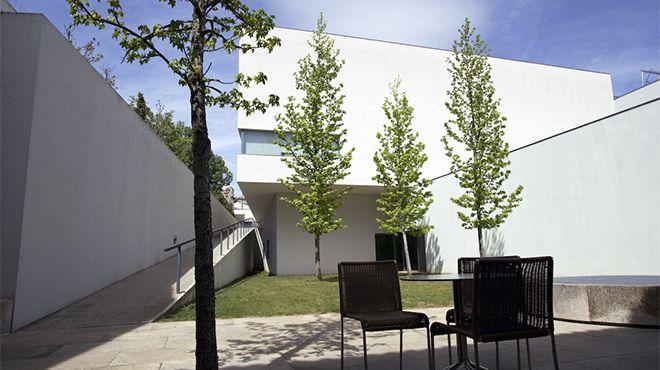 Centro de Arte Contemporânea Graça Morais &#10Luogo: Bragança&#10Photo: Câmara Municipal de Bragança