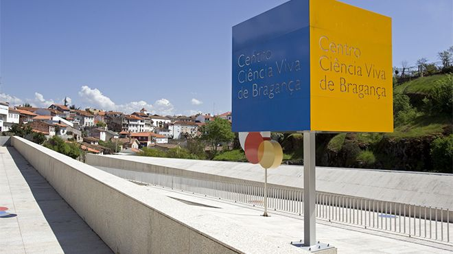 Centro Ciência Viva de Bragança  Place: Bragança Photo: Câmara Municipal de Bragança