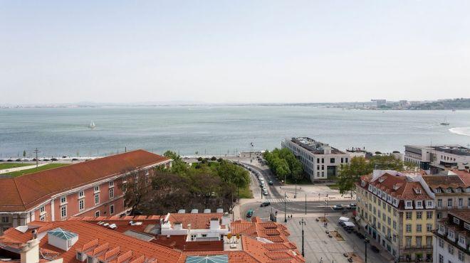 Ort: Lisboa Foto: Chiado River View Deluxe Apartment