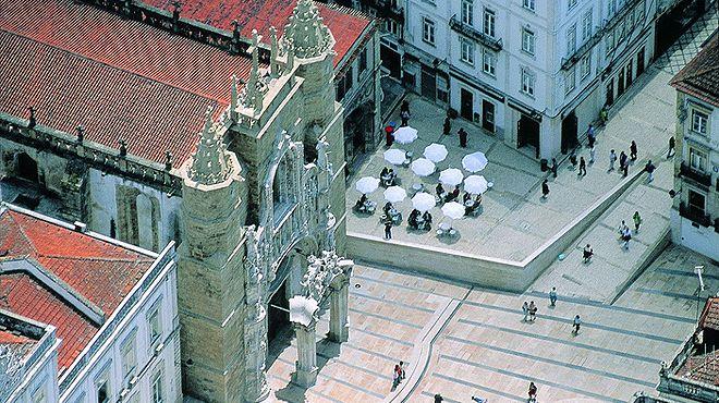 Mosteiro de Santa Cruz&#10Место: Coimbra&#10Фотография: ARTP Centro de Portugal