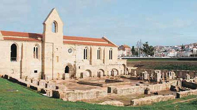Mosteiro de Santa Clara-a-velha&#10Place: Coimbra&#10Photo: Mosteiro de Santa Clara-a-velha