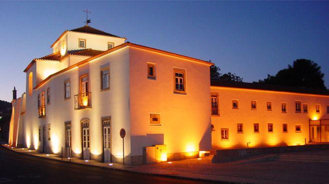 Convento de Nossa Senhora do Carmo - Figueiró dos Vinhos Место: Figueiró dos Vinhos Фотография: C. M. Figueiró dos Vinhos