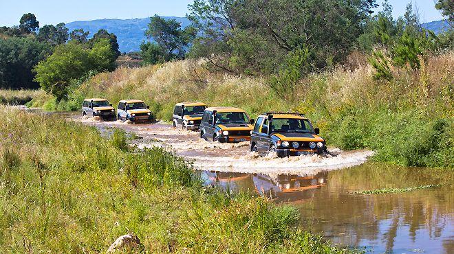 Algarve Jipe Safari Ort: Portimão Foto: Algarve Jipe Safari