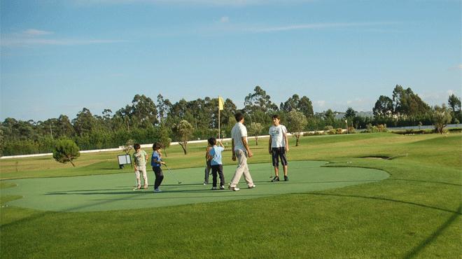 Campo de Golfe de Cantanhede - Academia