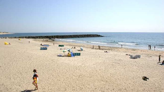 Praia de Ofir Place: Esposende Photo: Turismo Alto Minho