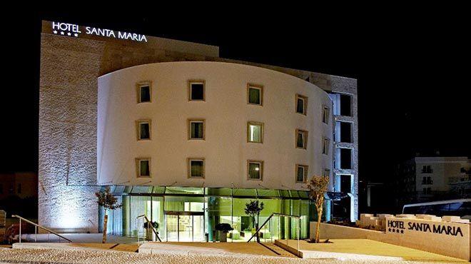 Hotel Santa Maria Local: Fátima