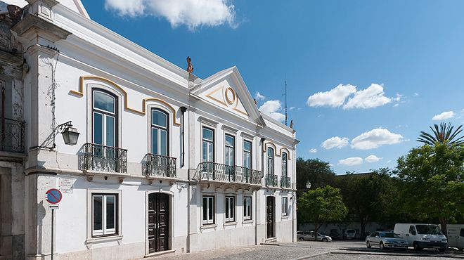 Palacete da Real Companhia do Cacau&#10Local: Montemor-o-Novo