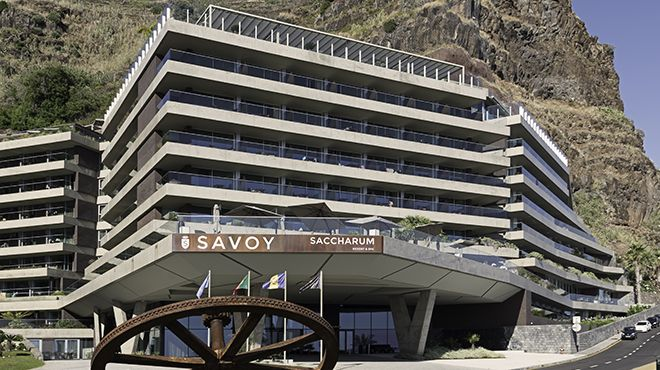 Savoy Saccharum&#10Local: Madeira