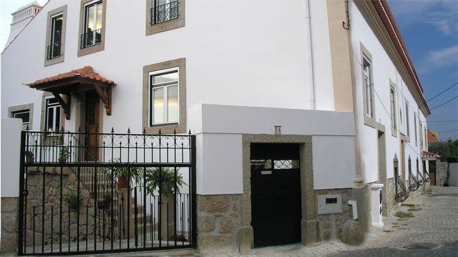 Casa do Balcão Place: Póvoa de Rio de Moinhos Photo: Casa do Balcão