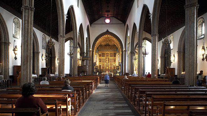Sé Catedral do Funchal Local: Madeira Foto: Associação de Promoção da Madeira
