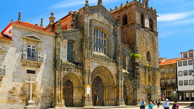 Sé Catedral de Lamego Local: Lamego Foto: Sergey Peterman - Shutterstock