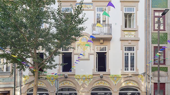 Galerias Fashion Flat&#10Ort: Porto&#10Foto: Galerias Fashion Flat