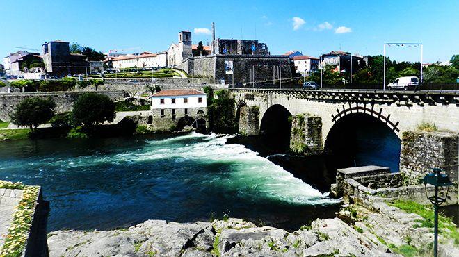 Gallus Tours_Barcelos_Medieval Bridge&#10Foto: Gallus Tours