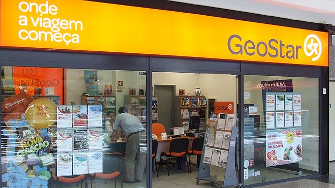 GeoStar / Gaia Shopping I&#10Plaats: Vila Nova de Gaia&#10Foto: GeoStar / Gaia Shopping I