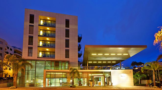 Golden Residence Hotel Lugar Funchal