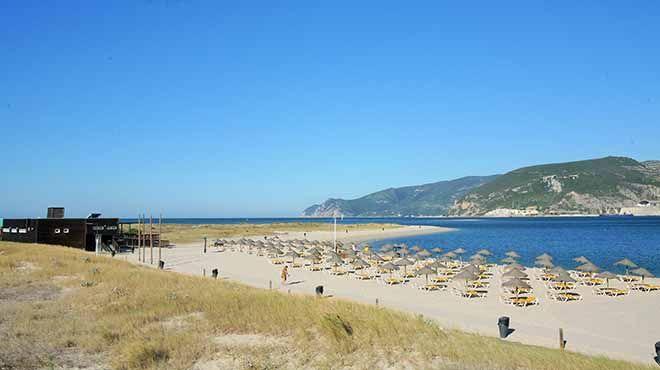 Praia de Troia Mar Place: Grândola Photo: Turismo do Alentejo