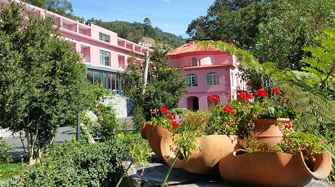 Hotel Quinta da Serra Place: Madeira