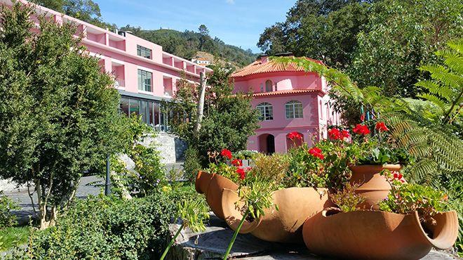Hotel Quinta da Serra Local: Madeira