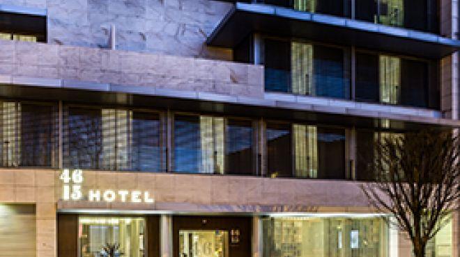 4615 Hotel exterior