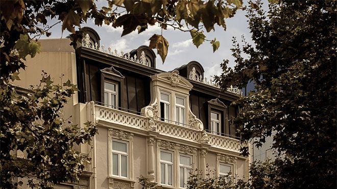 Valverde Hotel Plaats: Lisboa Foto: Valverde Hotel