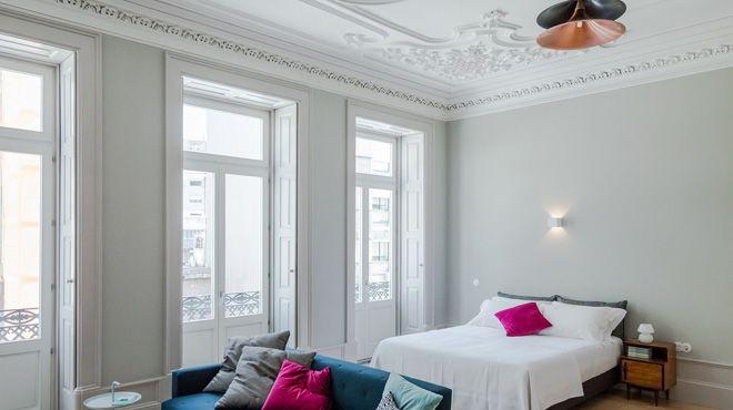 Baumhaus Serviced Apartments&#10Local: Porto&#10Foto: Baumhaus Serviced Apartments