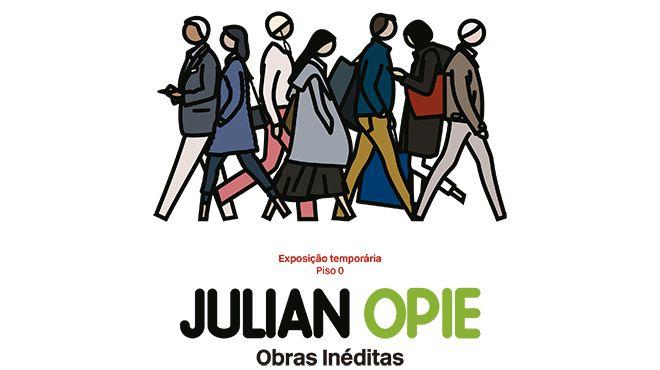 Julian Opie - Museu Berardo