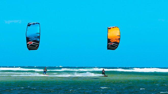 Kite Control Ort: Óbidos Foto: Kite Control
