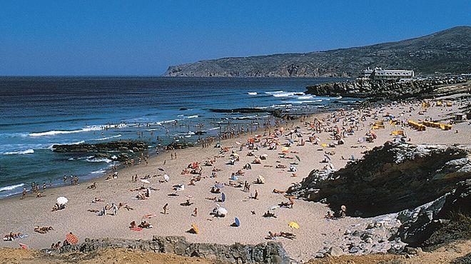 Praia da Cresmina - Guincho&#10場所: Cascais&#10写真: JTCE