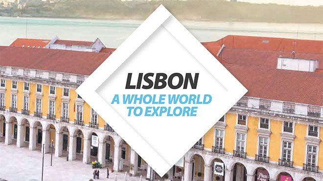Lisboa - Um Mundo a Explorar&#10Foto: Turismo de Lisboa
