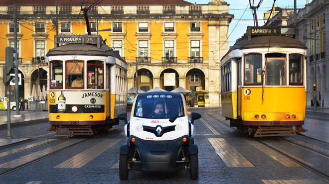 Live Electric Tours&#10地方: Lisboa&#10照片: Live Electric Tours