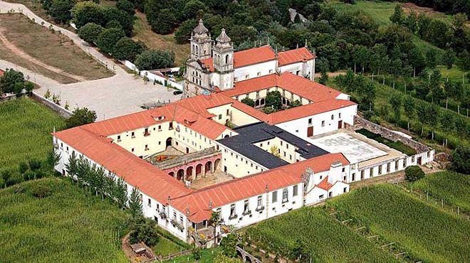 Mosteiro de São Martinho de Tibães&#10Lugar Mire de Tibães&#10Foto: Direção Regional de Cultura do Norte