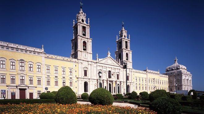Palácio Nacional e Convento de Mafra Ort: Mafra Foto: José Manuel