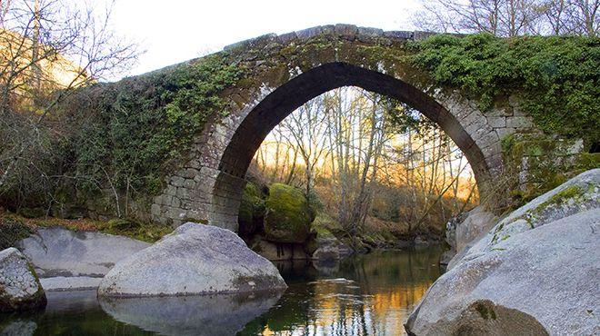 Ponte do Arco&#10Luogo: Marco de Canaveses