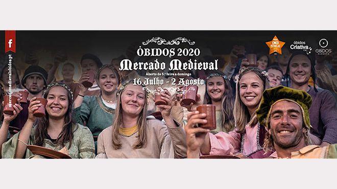 Mercado Medieval Óbidos 2020