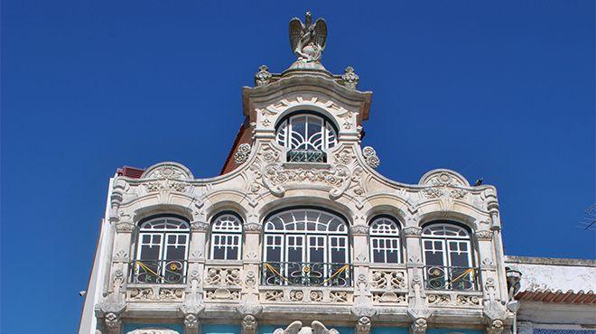 Museu de Arte Nova 場所: Aveiro 写真: Câmara Municipal de Aveiro