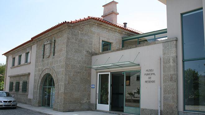 Museu Municipal de Resende&#10Local: Resende