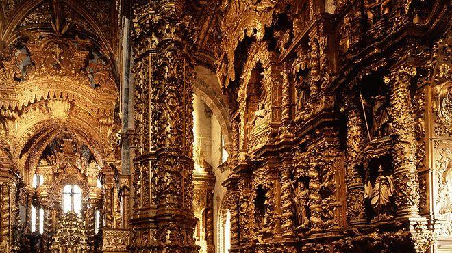 Igreja de São Francisco Place: Porto Photo: João Paulo