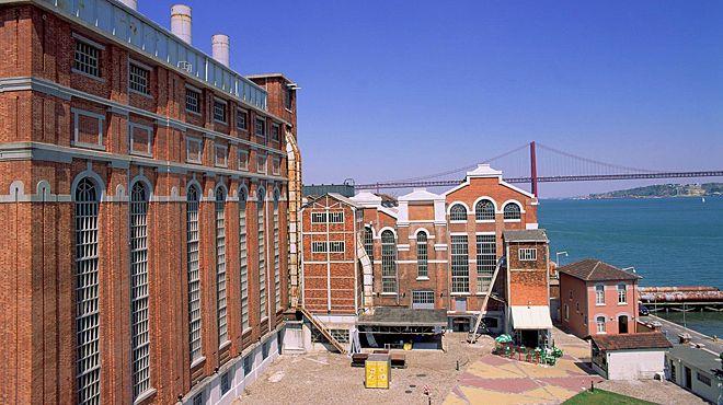 Museu da Electricidade&#10場所: Lisboa&#10写真: António Sacchetti