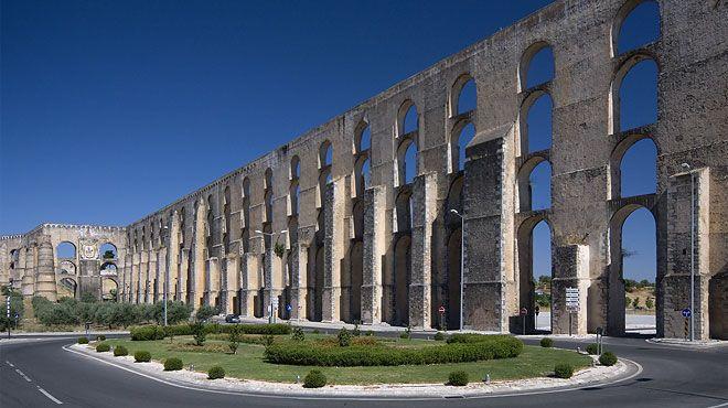Aqueduto da Amoreira Local: Elvas