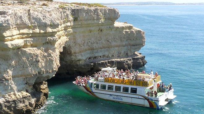 Cruzeiros Algarve Seafaris