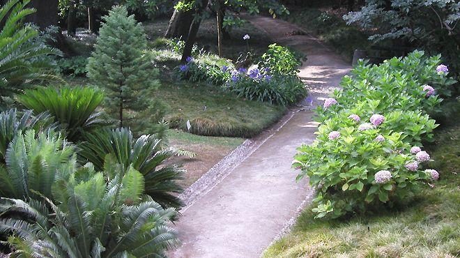 Jardim Botânico da Ajuda