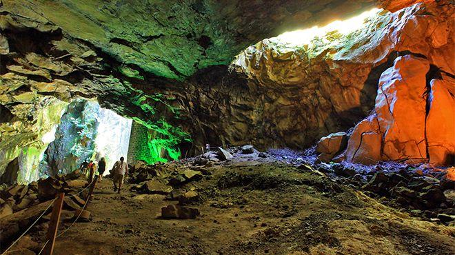 Furna do Enxofre Foto: Turismo Açores