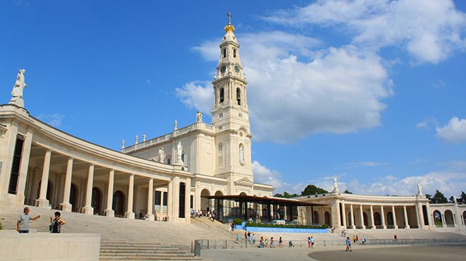 Image result for Sanctuary of Fatima