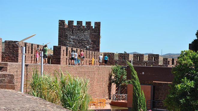Castelo de Silves&#10Local: Silves&#10Foto: Pedro Reis - Turismo do Algarve