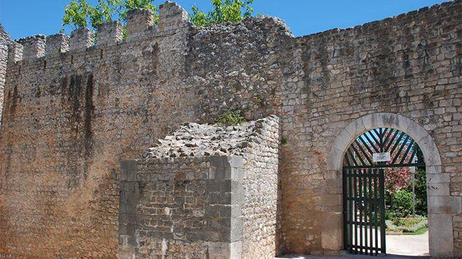 Castelo e Muralhas de Tavira Ort: Tavira Foto: F32-Turismo do Algarve