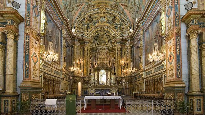 Igreja do Carmo - Tavira Lugar Tavira Foto: F32-Turismo do Algarve