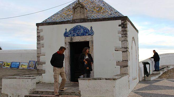 Ermida da Memória Place: Nazaré Photo: Nuno Félix Alves