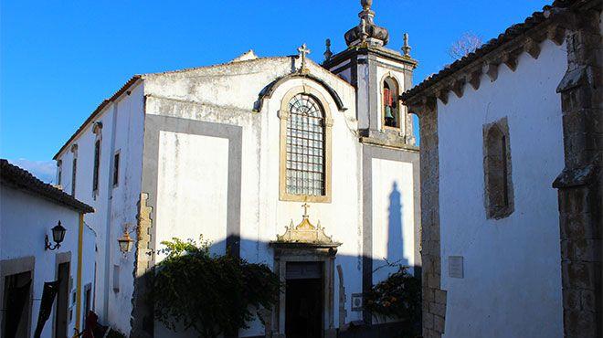 Igreja de São Pedro - Óbidos&#10Место: Óbidos&#10Фотография: Nuno Félix Alves