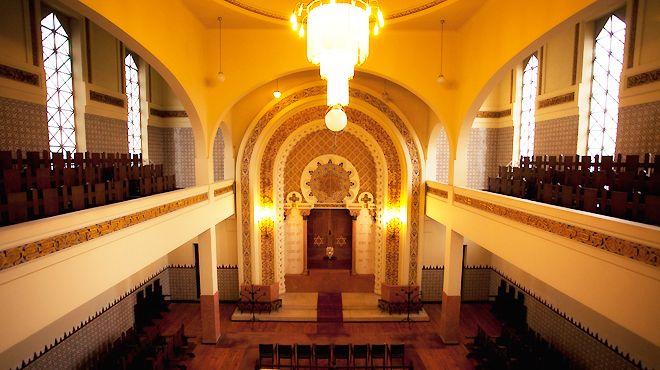 Sinagoga Kadoorie Mekor Haim